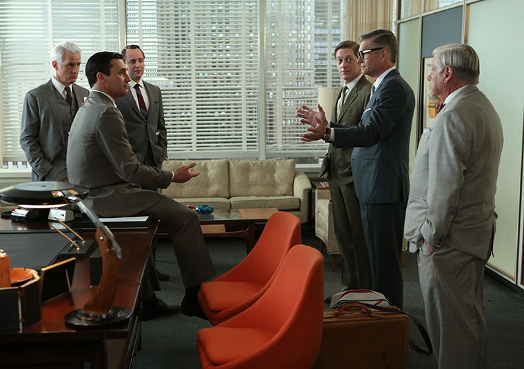 Direct response - Mad Men TV Show