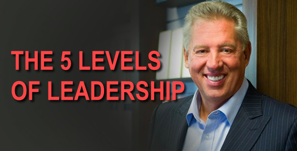 The 5 Levels of Leadership by John Maxwell | Psychology for Markerkers