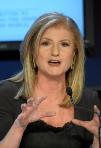 The Future of Employment: Arianna Huffington