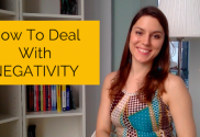 How To Deal With Negativity?